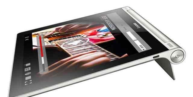 Новый премиальный планшет Lenovo Yoga 10