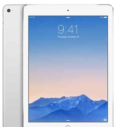 Apple iPad Air Wi-Fi 32 Gb Silver