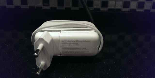 Зарядное устройство Apple Magsafe 2 A1435 60w
