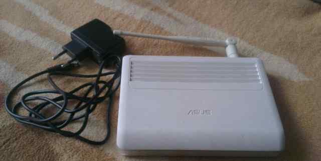 WiFi-роутер Asus Wl-520GU