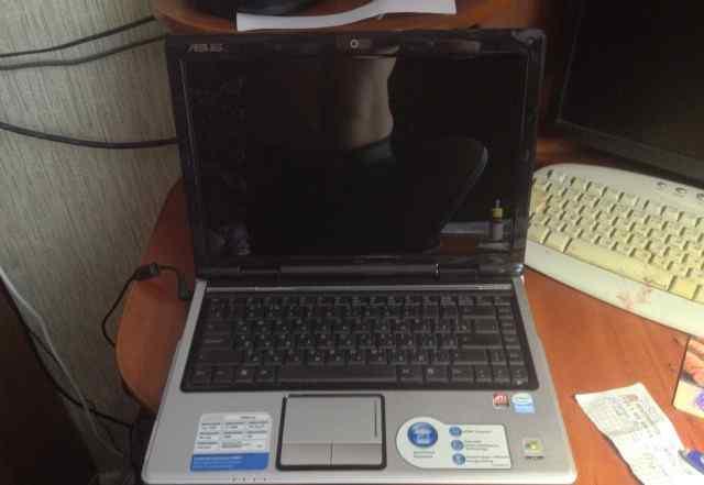 Ноутбук F 80 S