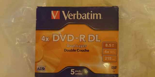 Verbatim DVD-R Dual Layer