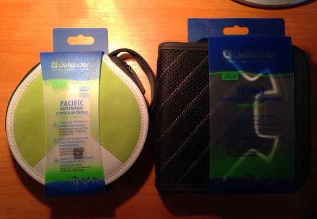 Сумки-портмоне Defender для CD-дисков