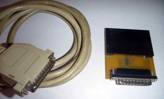 Программатор для микроконтроллеров Atmel