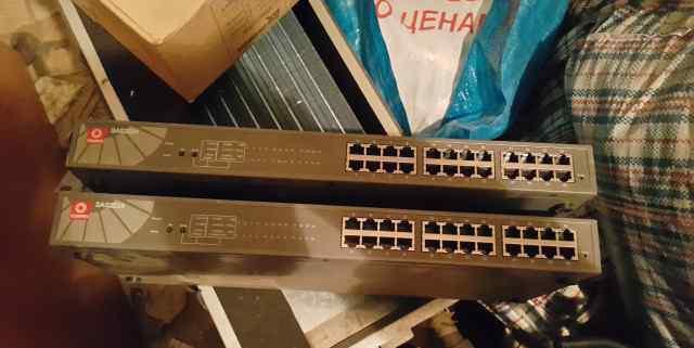 Свитч коммуатор 24 порта Compex SAS2224