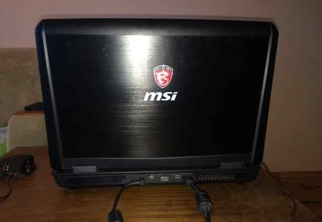 MSI GX70 3be HD 8970m