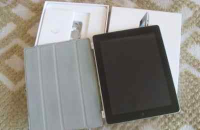 iPad 2 32GB wi-fi+ 3G black
