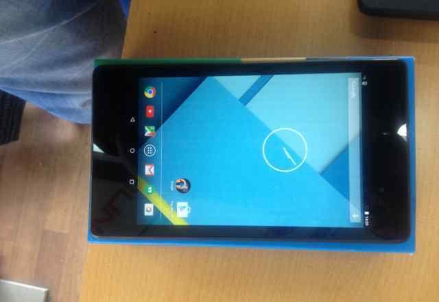 Продаю Nexus 7 16Gb wi-if