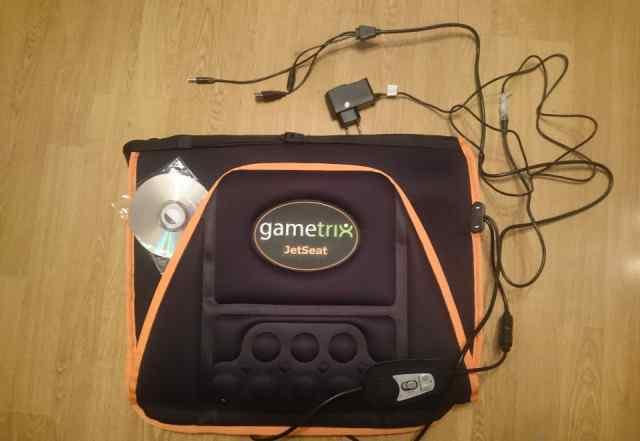 Вибронакидка Gametrix KW-905 Jetseat True
