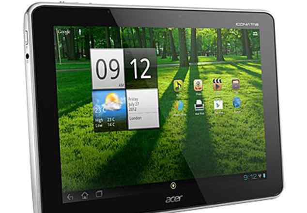 Acer iconatab A701 (Без Зарядного устройства)