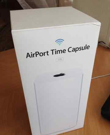 Apple AirPort Time Capsule - 3 тб