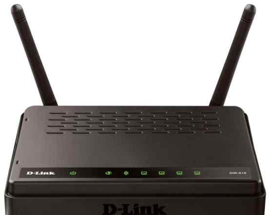Роутер D-Link DIR-615 (Новый, коробка запечатана)