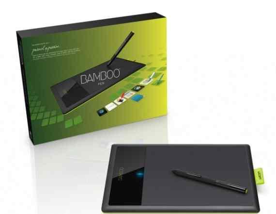 Новый Bamboo Pen (CTL-470K) (A6)