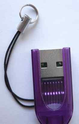 Кардридер для microSD