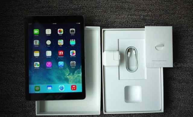 iPad Air 64Gb Wi-Fi + Cellular Space Grey Retina
