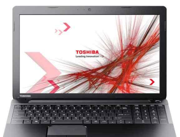 Toshiba ноутбук