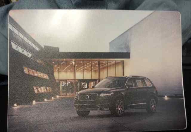 Коврик для мыши Volvo XC90 New