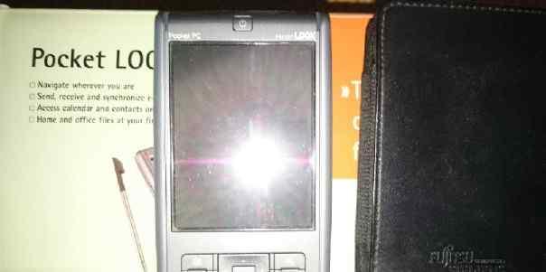 Кпк Fujitsu Siemens Pocket Loox n560