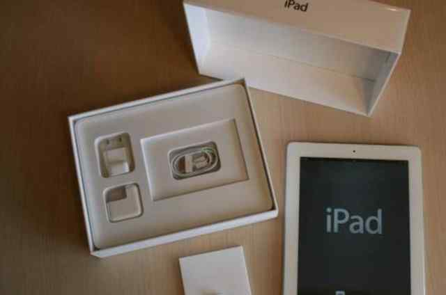 iPad 2 32Gb WiFi + Cellular (3G) белый