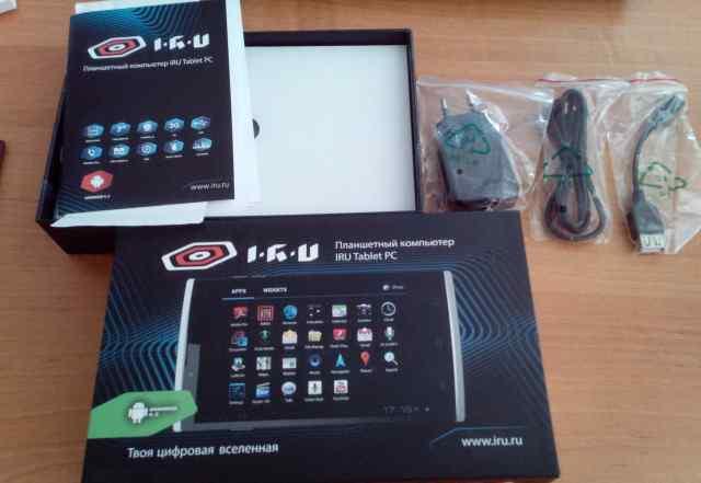 Планшет с 3G (2 симки) на гарантии