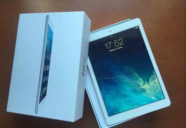 iPad Air white 32gb wifi