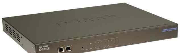 Голосовой VoIP-шлюз D-Link DVG-4088S 16-портовый
