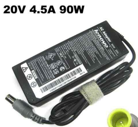 Блок питания IBM-lenovo 20V 4.5A (90W)