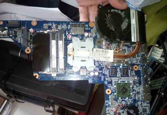 Система охл Клавиатура Матрица HP Pavilion G6, G7
