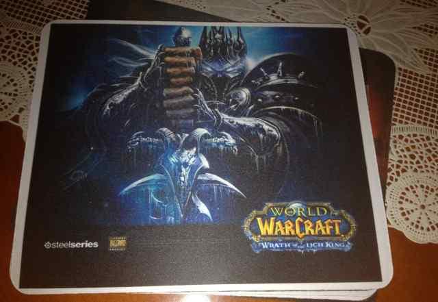Коврик для мыши World of Warcraft Лич 2