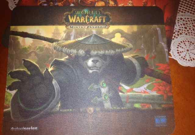 Коврик для мышки World of Warcraft Пандарен