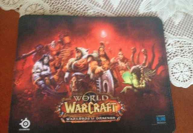 Коврик для мыши World of Warcraft Дренор