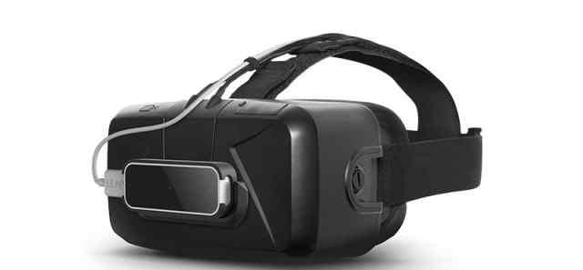 Oculus Rift DK2 с Leap Motion
