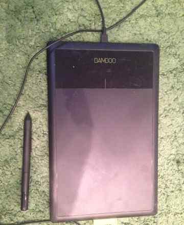 Графический планшет wacom Bamboo Pen (ctl 470)