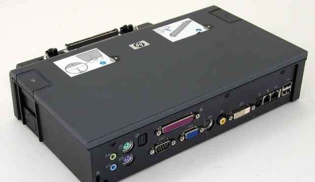 Док станция HP EN489AA с адаптером 19V 7.1A 135W