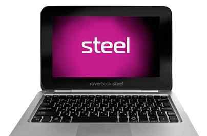 Нетбук Roverbook Steel