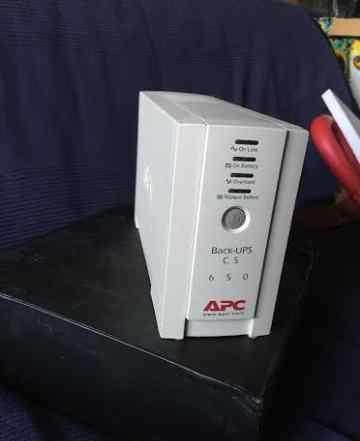 Б/у источник бесперебойного питания APC BK650EI