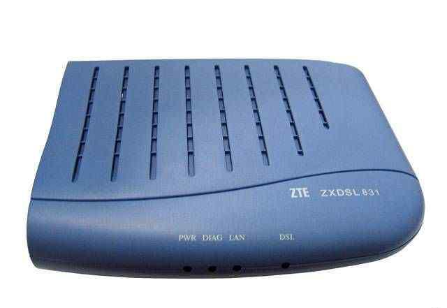 ZTE zxdsl 831