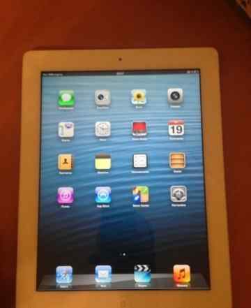 iPad 4 retina 32gb