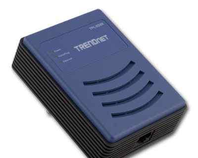 Trend Net TPL-202E сеть через розетки 220В