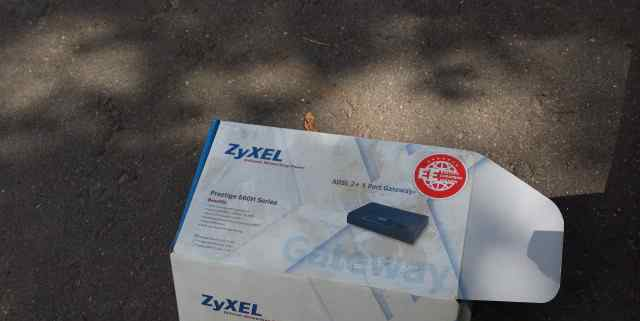 Модем Zyxel Prestige 600 series