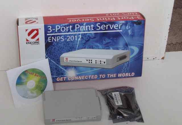 Принт-сервер
