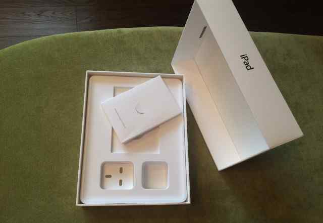 Коробка от iPad 4 64gb
