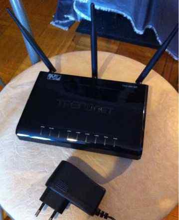 Wifi роутер trendnet TEW-691GR