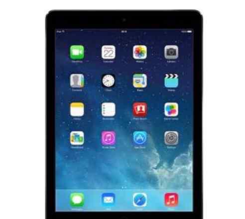 Apple iPad Air 64Gb Wi-Fi + Cellular (серый)