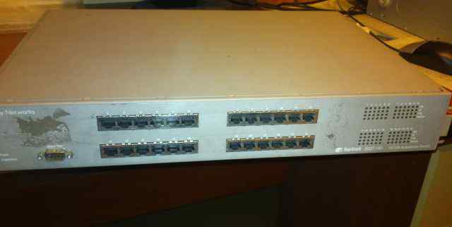 Коммутатор 10/100 BayStack 350T-HD (vlan Support)