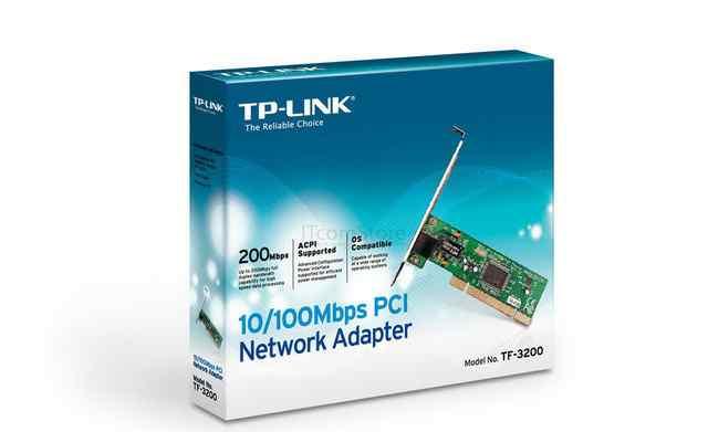 Сетевая карта TP-Link TF-3200 PCI
