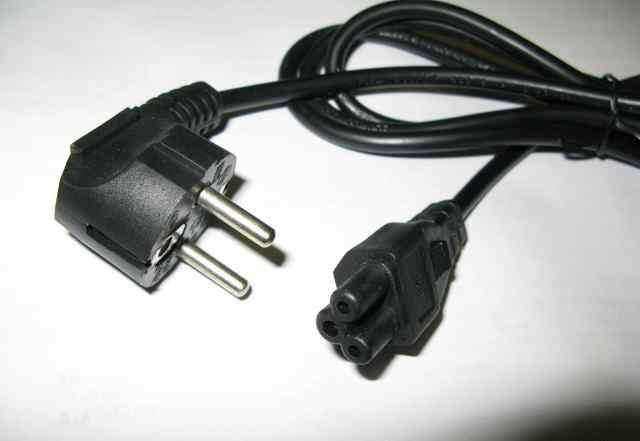 Шнур сетевой, кабель питания для компьютера