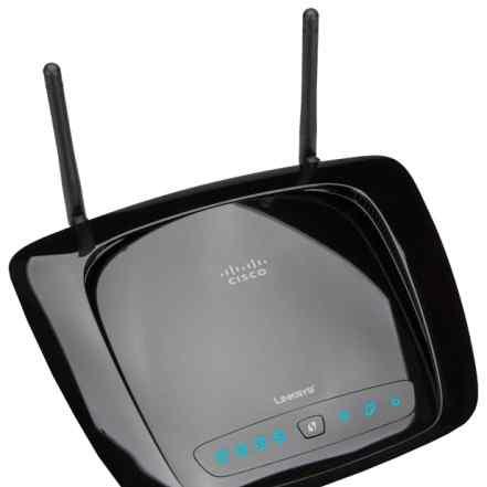 Wifi роутер Linksys WRT160NL