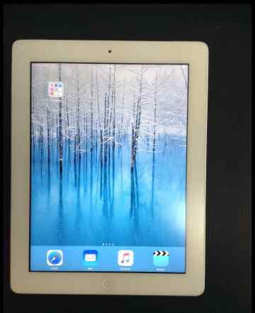 Apple iPad 4 Retina Cellular 4G WiFi 16gb