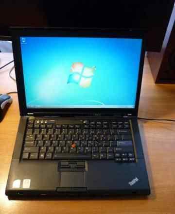 Ноутбук IBM lenovo T61